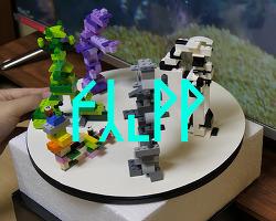 BLESS Godgul Lego Structure