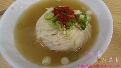 [인천]영종도 국수 맛집 - 유정집