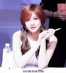 20150728 신촌 팬싸인회 에이핑크 - 오하영