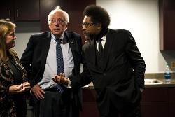 버니 샌더스 위스콘신에서 흑인 지지 11% 힐러리 앞서, 뉴욕도 급속도로 지지 상승중