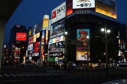 홋카이도(북해도) 여행 이야기 (26) 하코다테행, 스스키노, 오덕빌딩, 2일차 마무리