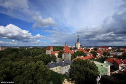 에스토니아 탈린 여행: 올드타운, 중세시대의 모습 그대로