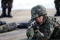 육군사관학교 예비생도들의 화랑기초훈련, 새끼사자들의 포효
