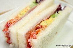 아이들과 함께 만들어 더 즐거운 무지개 샌드위치~!