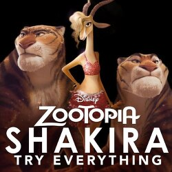 [Pops English | 05.16-18] Try Everything-Shakira