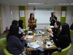 [2017년 2월 수작] 꽃을 담은 캘리박스 만들기!