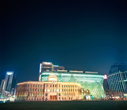[Hasselblad 903swc] 서울시청