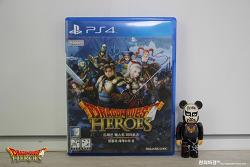 PS4 드래곤퀘스트 히어로즈 오픈케이스