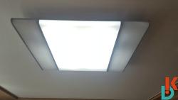 인천논현 단풍마을 가정용LED조명 LED등기구 바리솔조명 교체 시공