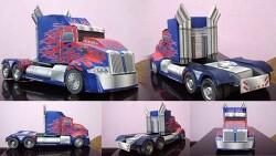 Optimus Truck