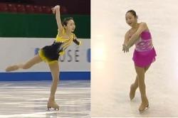 여자 쇼트 - 최다빈 9위, 김나현 14위, 러시아 신동 쇼트 상위 독식