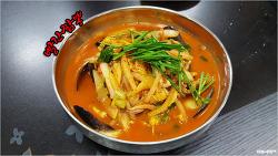 [김천 짬뽕 맛집] 불맛 제대로인 진짜가 나타났다, 짬뽕 볶는집 명희네 해장짬뽕(빨간짬뽕, 하얀짬뽕)