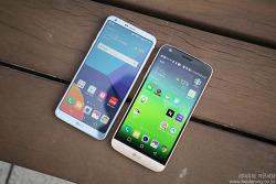 LG G6 디스플레이 차별화 통할까? LG G6 VS G5 비교