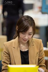 2015.04.19 교보문고 강남점 김이나 작사가 팬싸인회 직찍
