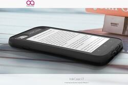 아이폰7 에 전자책 디스플레이를 추가해주는 케이스