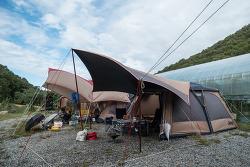 [캠핑스케치.003][2016-09-16~18] 용인 산수원 캠핑장