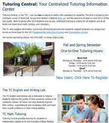 미국 #MBA 경험기. UCO 대학교 Tutorial Central 경험담 그리고 '칼국수' 선생님