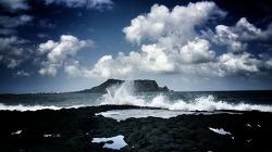 광치기해변이 가장 아름다운 때, 바로 간조시간 | 올레1코스