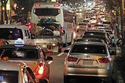 [사이언스카페] 꽉 막힌 도로, 차속 미세먼지가 밖의 2배