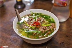 [베트남 하노이]백종원 추천 최고의 쌀국수집 퍼 지아 쭈웬 / Pho Gia Truyen