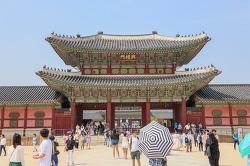 한국 관광에 먹칠을 하는 경복궁 수문장 교대식 안내원들