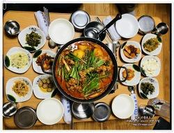 서울 강동구 강일동맛집 - 고즈넉한 분위기의 '느티나무집'