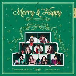 Heart Shaker - TWICE (Merry & Happy, 2017)