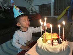 생일파티~