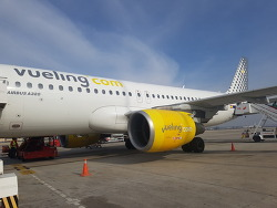 VY2014 BCN-GRX 바르셀로나-그라나다 부엘링항공 이코노미 탑승기