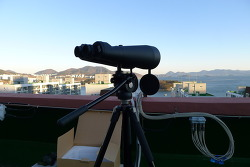United Optics New MS 25x100 Binoculars by Solomon