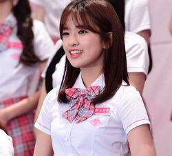 프로듀스48 스타쉽 안유진 1위될까?