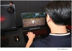 인텔 7세대 탑재된 게이밍노트북 얼마나 빠를까? 인텔 테크에서 본 배틀그라운드 및 게임노트북