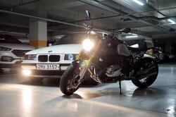 BMW 알나인티 시승기, 리뷰, R NINE T, R9T