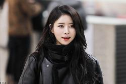 20180209 김포공항 출국길 러블리즈의 활력소 이미주 (6-PICS)
