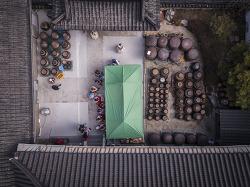 순창 민속 마을에서 한복입고 된장 고추장을 담그다. by 포토테라피스트 백승휴