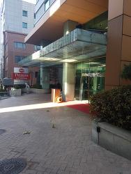 서울::베스트 웨스턴 프리미어 강남 호텔 투숙기