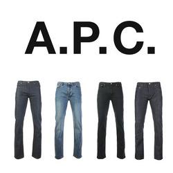A.P.C. 청바지 종합 세일 정보