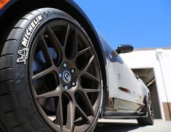 미쉐린, '시속 300마일' 타이어 개발중