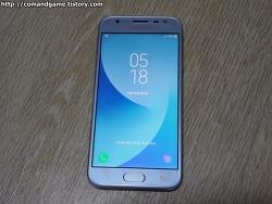 삼성 갤럭시 J3 2017 (Samsung Galaxy J3 2017) 간단사용기