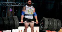 세상에서 가장 힘센 남자가 프로레슬링을 하게되면?