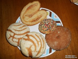 [미국] 히스패닉 마켓에서 사온 멕시코 빵 Pan Dulce 판 둘세