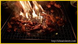 <춘천 맛집> 옛터 숯불 닭갈비 : 옛날 방식의 닭갈비