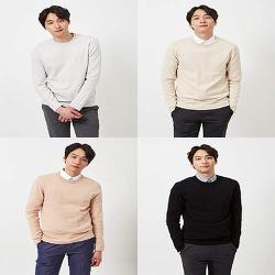 컨셉원 면,캐시미어 스웨터 세일 정보