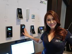 ZKTeco 지케이테코 보안 바이오인식 최고 기업 한국 상륙
