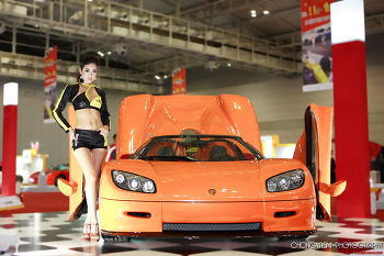 2008 Kwangju Supercar Show_ 강현주