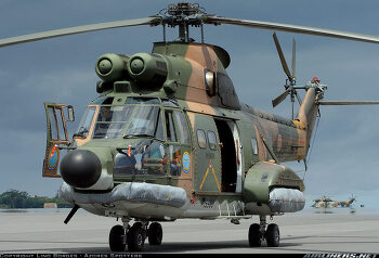 [유럽] Eurocopter AS532UB `Cougar`