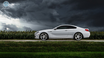 BMW 6 Series By Pepper Perfect