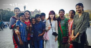여대생 혼자 떠난 인도 배낭 여행기 (1)