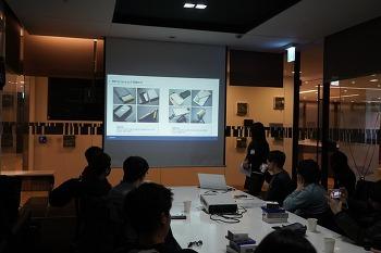 인앤아웃 엔터테인먼트의 시작, 모바일 프로젝터 MP-CL1A 체험단 활동기