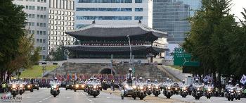 국군의 날, 시가행진에 보내주신 여러분의 성원과 사랑에 감사드립니다.